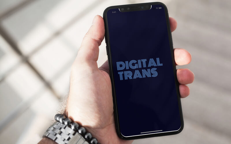 The Digital Trans Blog